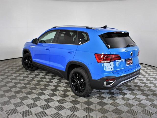 2022 Volkswagen Taos SEL