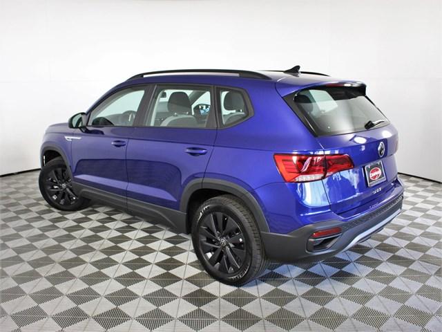 2022 Volkswagen Taos 1.5T S 4Motion