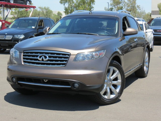 used 2006 infiniti fx35 for sale stock 62761 chapman chrysler jeep. Black Bedroom Furniture Sets. Home Design Ideas