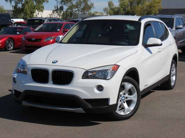 used 2014 bmw x1 sdrive28i phoenix az stock 62996 chapman ford. Black Bedroom Furniture Sets. Home Design Ideas
