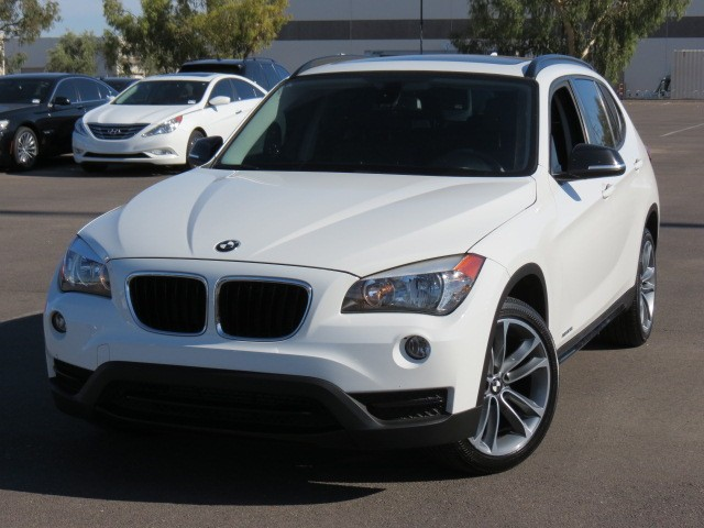 used 2014 bmw x1 sdrive28i for sale stock 62997 chapman dodge chrysler jeep ram. Black Bedroom Furniture Sets. Home Design Ideas