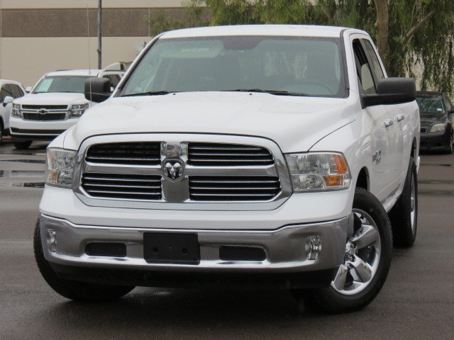 used 2016 ram 1500 big horn ext cab phoenix az stock 63275 chapman chevy. Black Bedroom Furniture Sets. Home Design Ideas