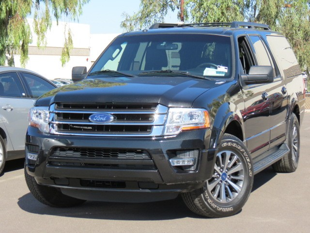 used 2015 ford expedition el xlt phoenix az stock 63666 chapman chevy. Black Bedroom Furniture Sets. Home Design Ideas