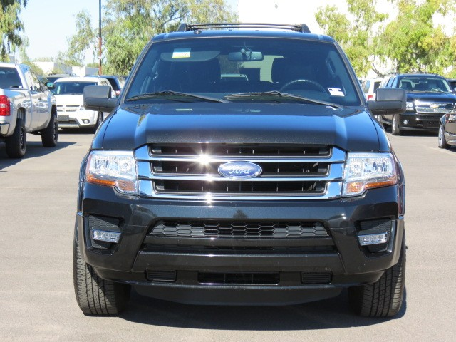 used 2015 ford expedition el xlt for sale at chapman mazda stock 64056. Black Bedroom Furniture Sets. Home Design Ideas