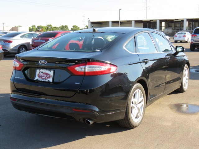 Used 2016 Ford Fusion Se For Sale Stock 70025 Chapman Bmw On Camelback