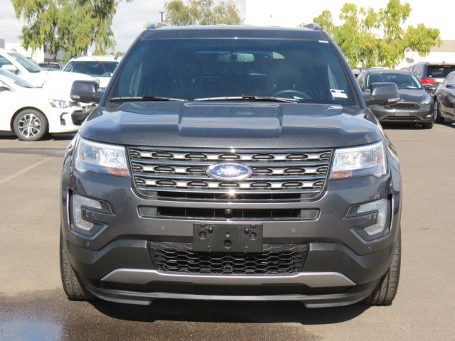 used 2016 ford explorer limited for sale stock 70161 chapman bmw on camelback. Black Bedroom Furniture Sets. Home Design Ideas