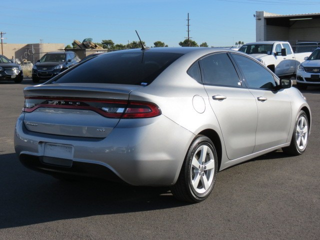 Used 2016 Dodge Dart Sxt Phoenix Az Stock 70201