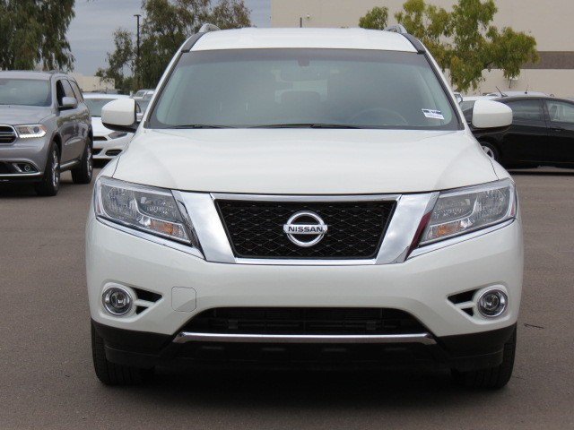 used 2016 nissan pathfinder sv for sale stock 70212. Black Bedroom Furniture Sets. Home Design Ideas