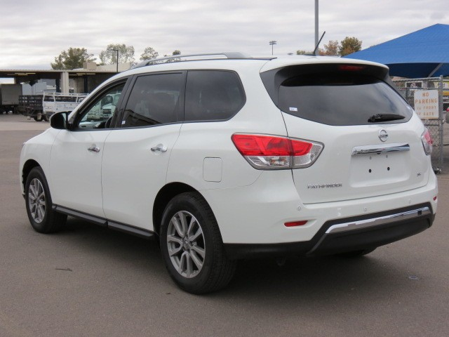 Used 2016 Nissan Pathfinder Sv For Sale Stock 70212