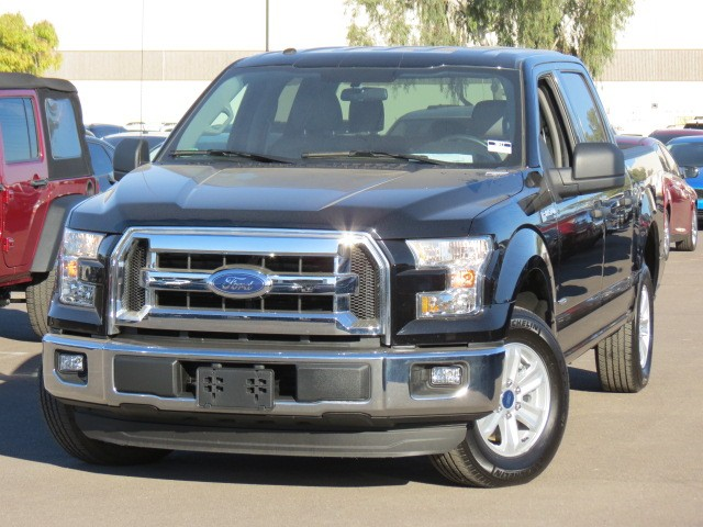 used 2016 ford f 150 xlt crew cab for sale stock 70417. Black Bedroom Furniture Sets. Home Design Ideas