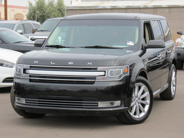 used 2015 ford flex limited phoenix az stock 70505. Black Bedroom Furniture Sets. Home Design Ideas