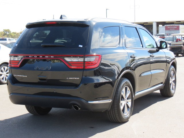 used 2016 dodge durango limited stock 70514 chapman bmw chandler. Black Bedroom Furniture Sets. Home Design Ideas
