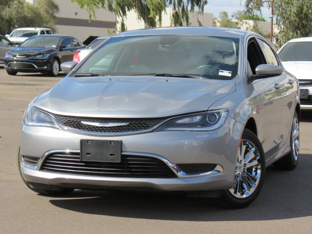 used 2015 chrysler 200 limited phoenix az for sale at stock 70520. Black Bedroom Furniture Sets. Home Design Ideas
