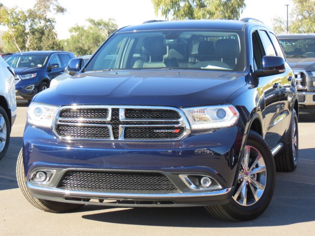 used 2016 dodge durango limited phoenix az for sale at stock 70539. Black Bedroom Furniture Sets. Home Design Ideas