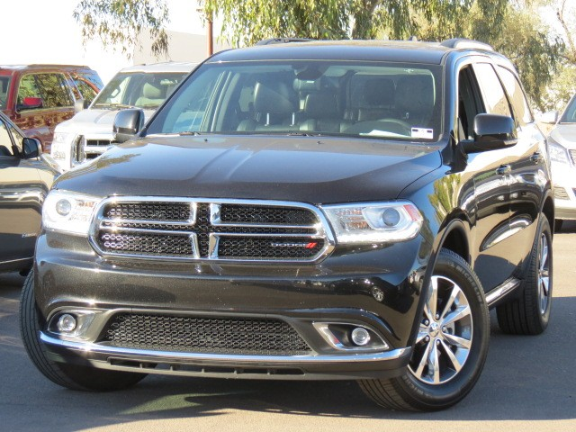used 2016 dodge durango limited phoenix az stock 70540 chapman chevy. Black Bedroom Furniture Sets. Home Design Ideas