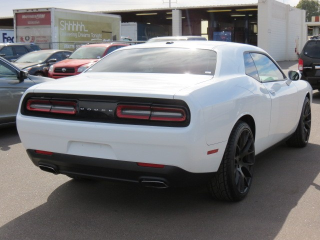 used 2016 dodge challenger sxt phoenix az for sale at stock 70610. Black Bedroom Furniture Sets. Home Design Ideas