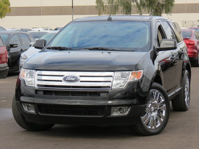 used 2008 ford edge limited for sale stock 70658 chapman bmw on camelback. Black Bedroom Furniture Sets. Home Design Ideas