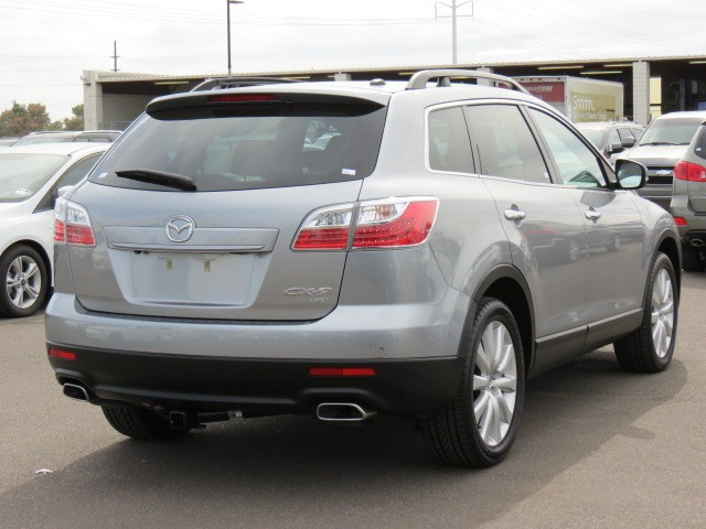 used 2010 mazda cx 9 grand touring for sale stock 70717. Black Bedroom Furniture Sets. Home Design Ideas