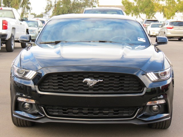 used 2016 ford mustang ecoboost premium phoenix az for. Black Bedroom Furniture Sets. Home Design Ideas
