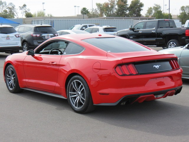 used 2016 ford mustang ecoboost premium phoenix az for sale at stock 70865. Black Bedroom Furniture Sets. Home Design Ideas