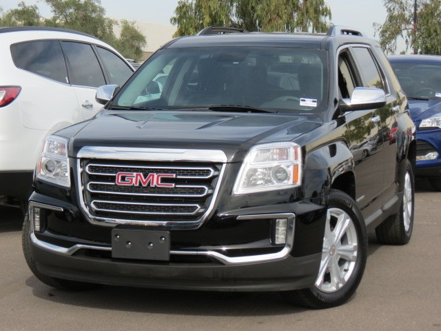 used 2016 gmc terrain slt for sale at chapman mazda stock 70883. Black Bedroom Furniture Sets. Home Design Ideas
