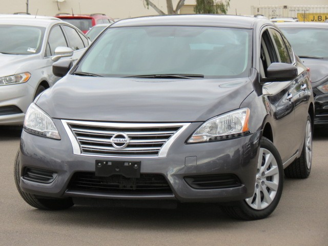 Used 2015 Nissan Sentra Sv For Sale Stock 70907