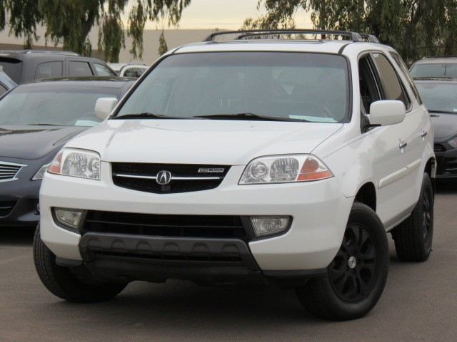 used 2003 acura mdx touring for sale at chapman mazda stock 71048. Black Bedroom Furniture Sets. Home Design Ideas