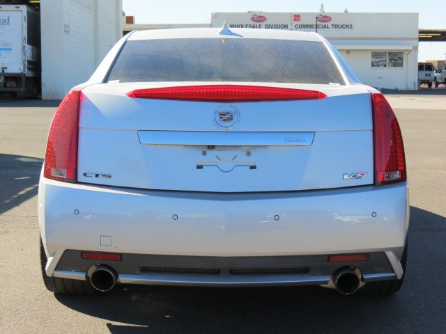 Used 2011 Cadillac Cts V For Sale Stock 74161 Chapman