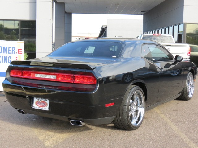 Used 2012 Dodge Challenger R T For Sale Stock 75280