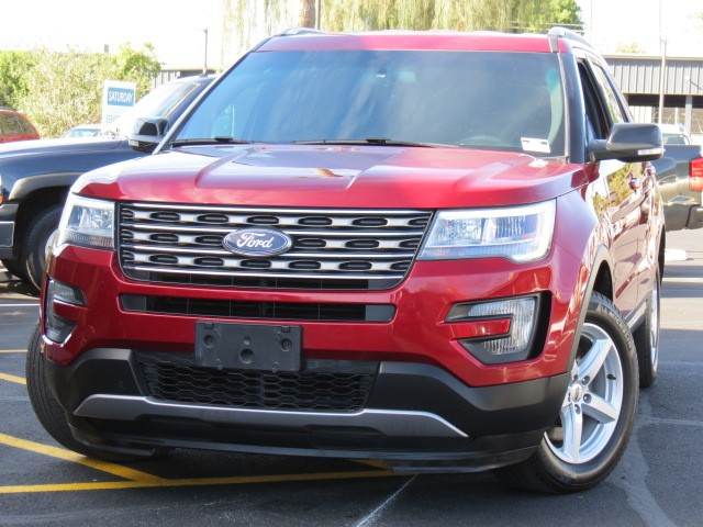 used 2016 ford explorer xlt for sale stock 75569 chapman dodge chrysler jeep ram. Black Bedroom Furniture Sets. Home Design Ideas