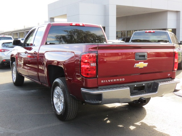 Used 2016 Chevrolet Silverado 1500 Lt Extended Cab For