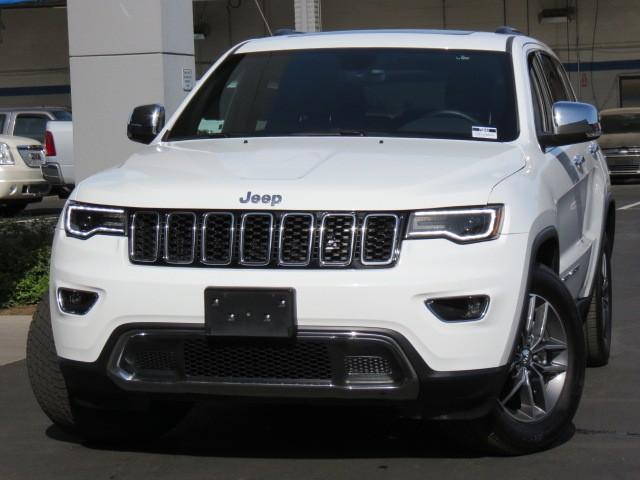 Used 2017 Jeep Grand Cherokee Limited in Scottsdale, AZ - Stock#75642   Chapman VW Scottsdale