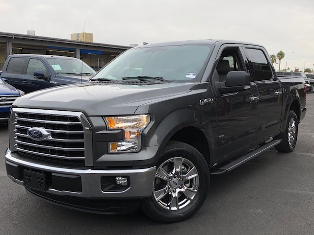 used 2015 ford f 150 xl crew cab phoenix az for sale at stock 76024. Black Bedroom Furniture Sets. Home Design Ideas