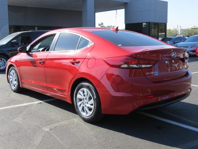Used 2017 Hyundai Elantra Se For Sale Stock 76307