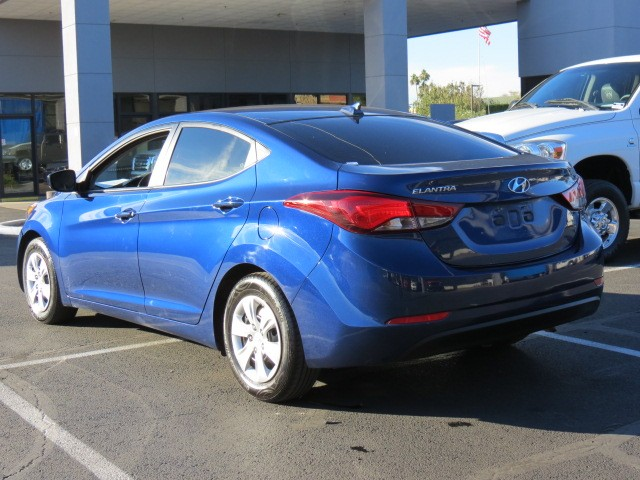 Used 2016 Hyundai Elantra Se For Sale Stock 77136