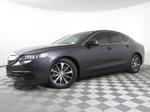 used 2015 Acura TLX car, priced at $16,658
