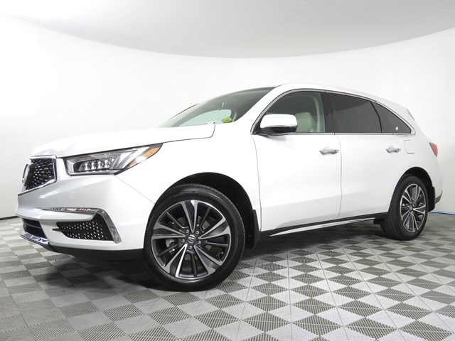 new 2020 Acura MDX car, priced at $50,525
