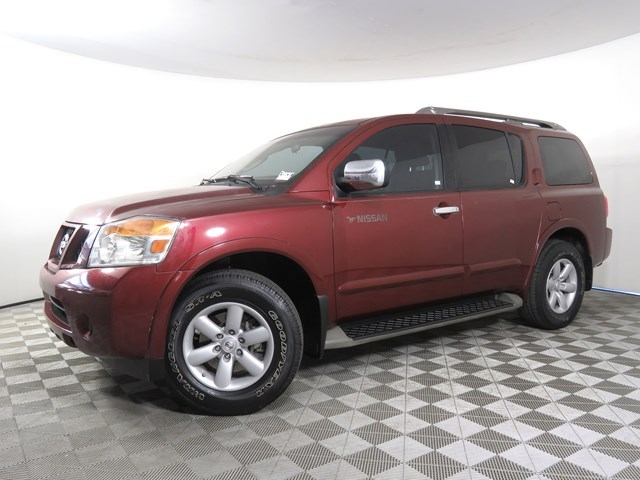 used 2011 Nissan Armada car, priced at $12,581