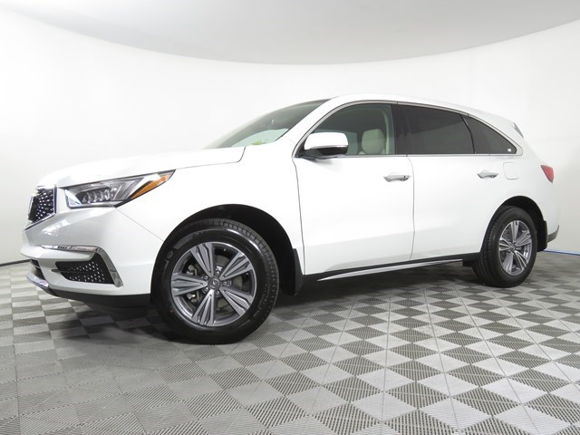 new 2020 Acura MDX car, priced at $45,525