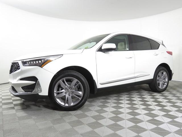 new 2021 Acura RDX car, priced at $49,525