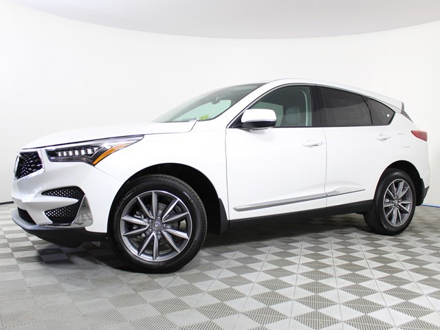 new 2021 Acura RDX car, priced at $42,625