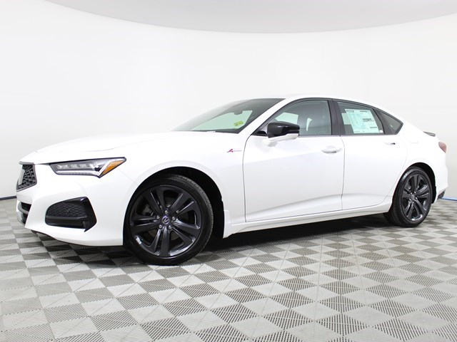 new 2021 Acura TLX car, priced at $47,775