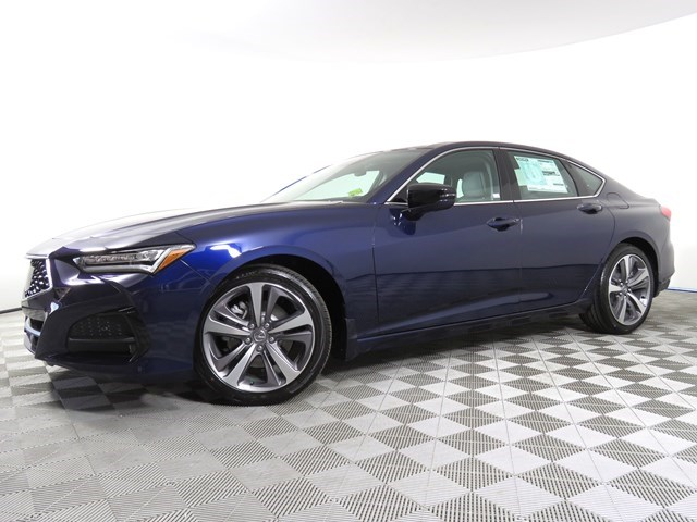 new 2021 Acura TLX car, priced at $47,325