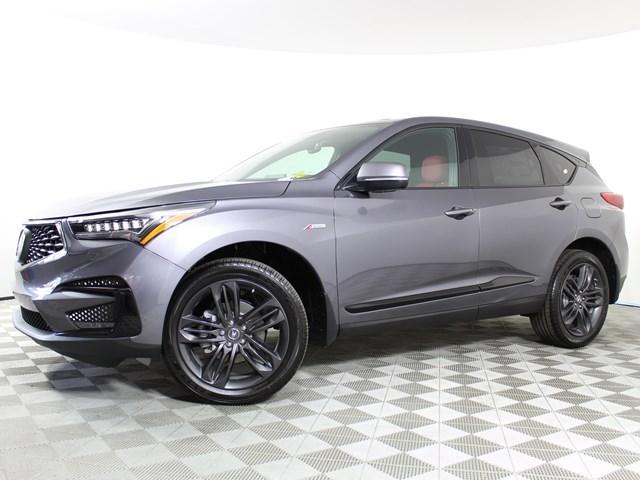 new 2021 Acura RDX car, priced at $45,125