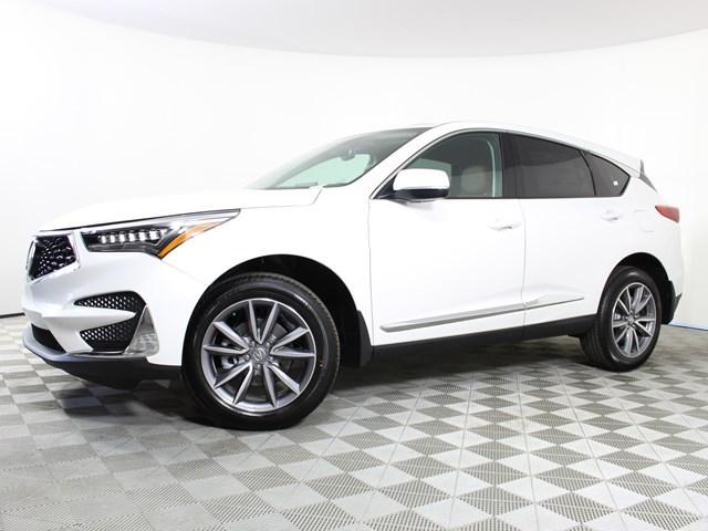 new 2021 Acura RDX car, priced at $44,625