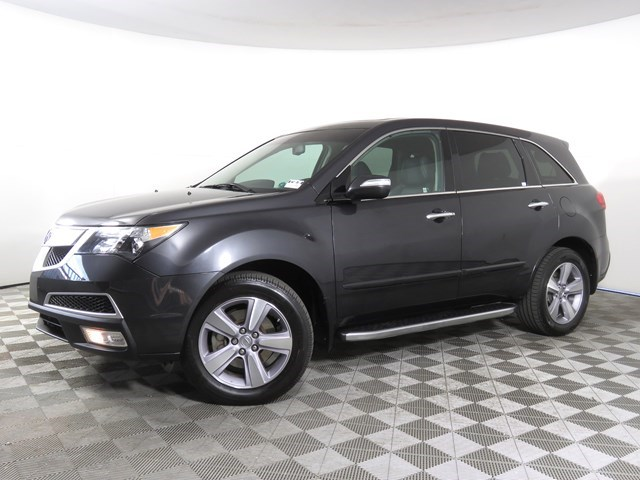 used 2013 Acura MDX car, priced at $17,196
