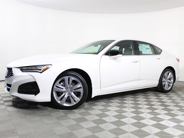 new 2021 Acura TLX car, priced at $43,025