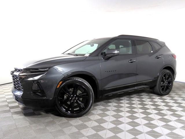 used 2019 Chevrolet Blazer car, priced at $41,752