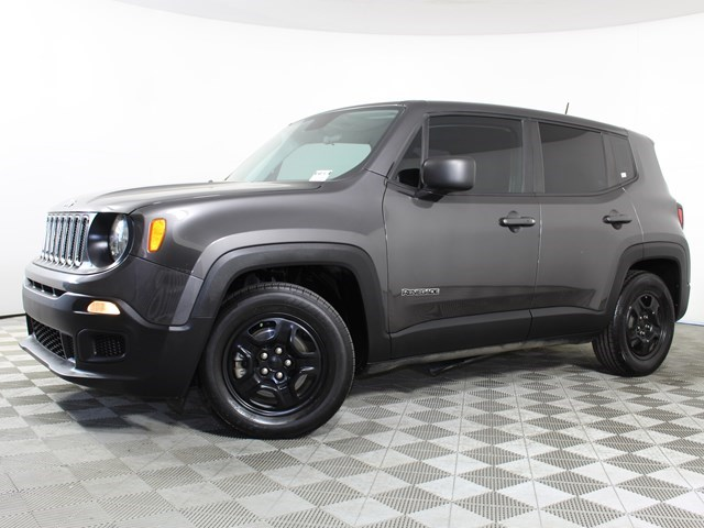 used 2018 Jeep Renegade car, priced at $16,960