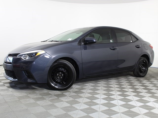 used 2016 Toyota Corolla car, priced at $13,990